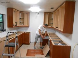 Монтаж кухонного гарнитура в иркутске