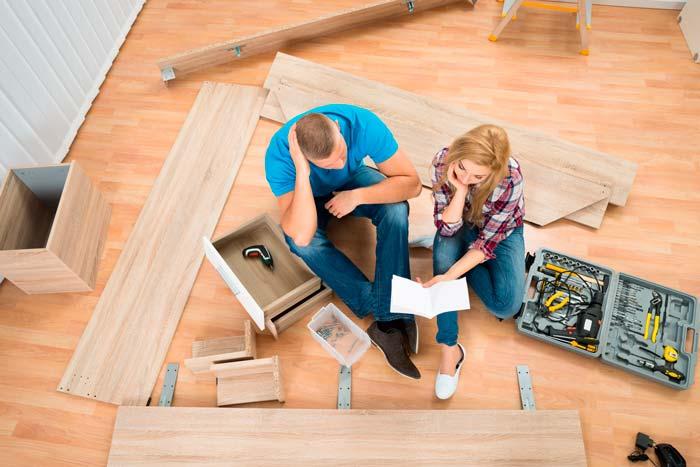 сборка мебели в иркутске качественно недорого